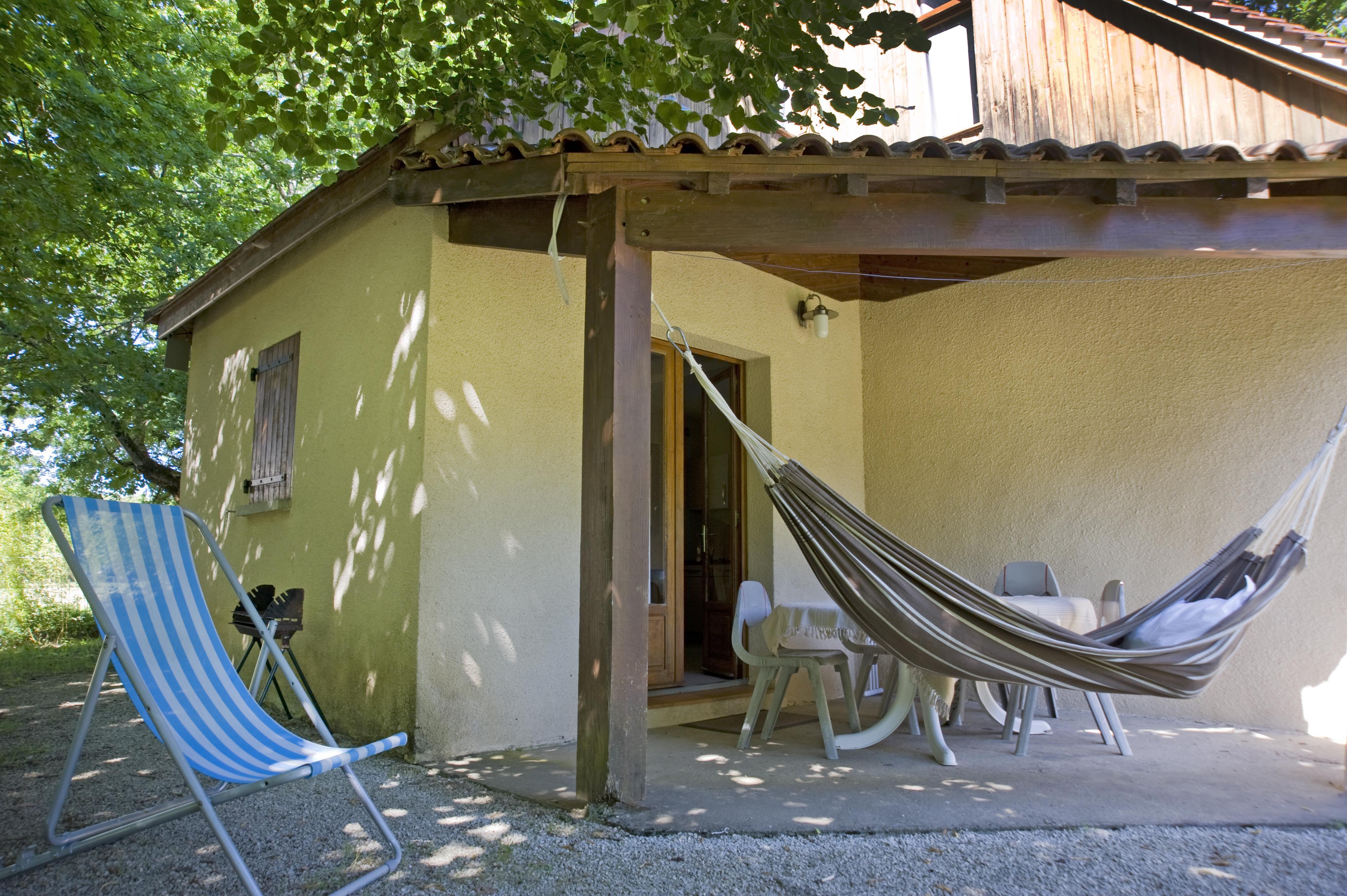 Gîte traditionnel avec vue sur Dordogne