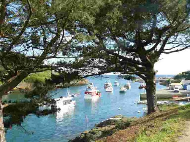 Camping le Kergariou, Clohars-Carnoet, Finistère
