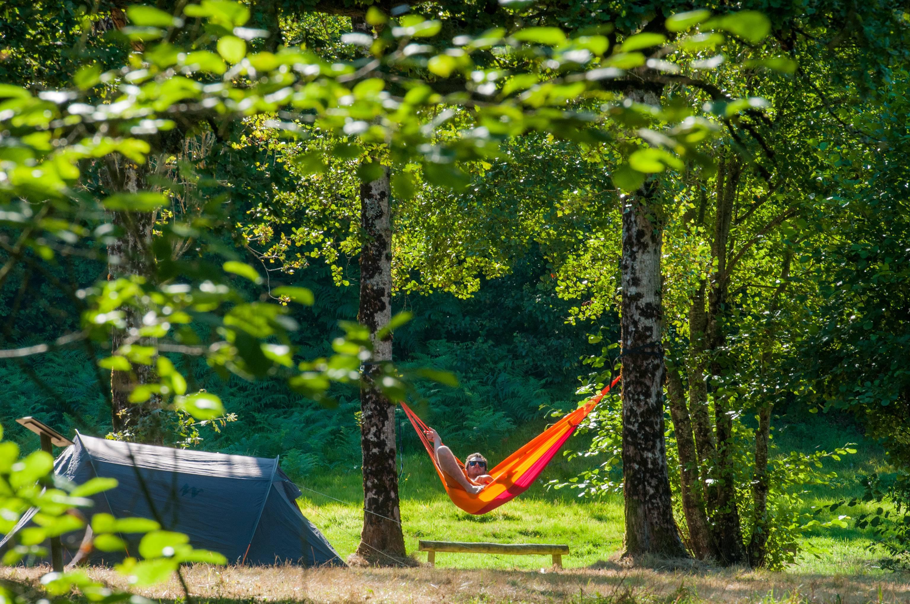 Camping Eco Responsble la Fougeraie, Saint-Leger-de-Fougeret, Nièvre