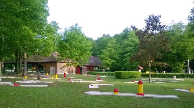 Camping Etang de la Vallee, Combreux, Loiret