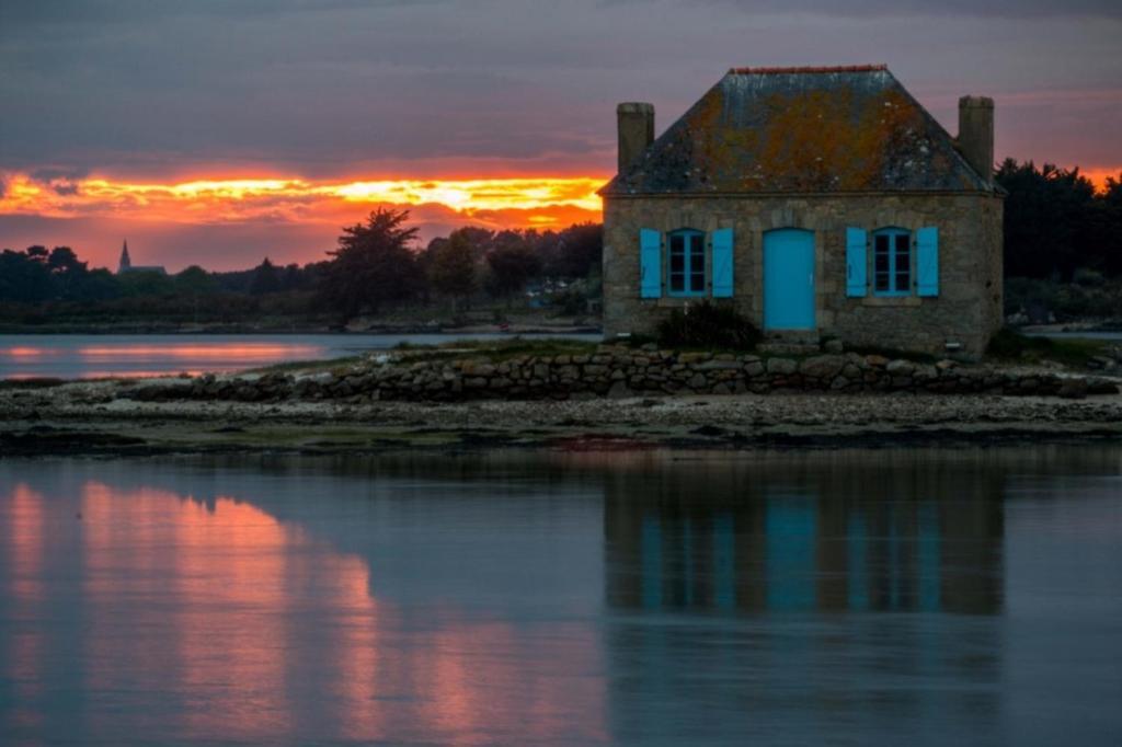 Location - Mobil Home 3 Chambres Confort + Avec Loggia - Camping Le Moulin des Oies