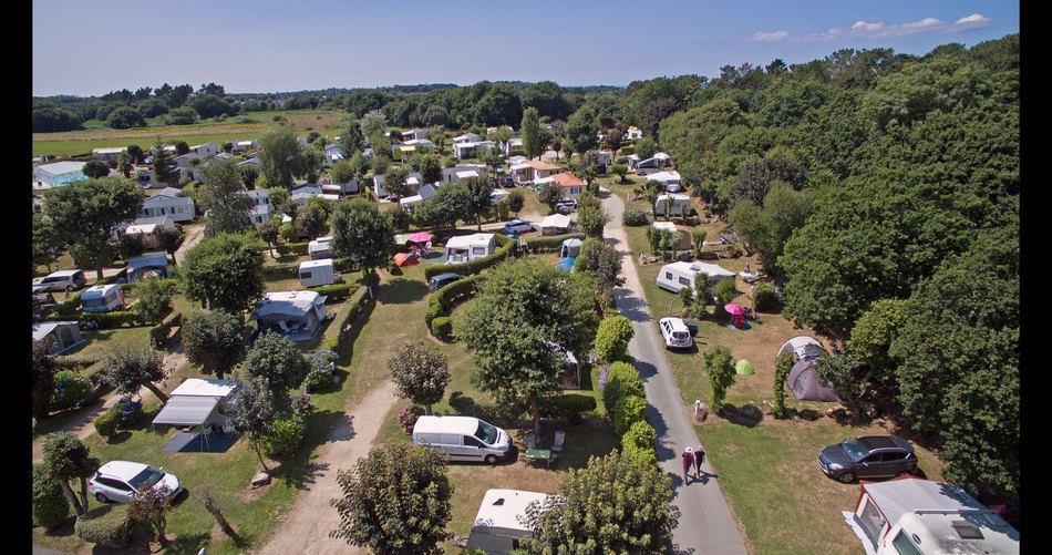 Camping Kerleyou, Douarnenez, Finistère