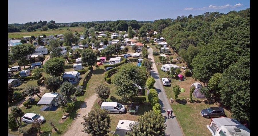 Camping De Kerleyou - Douarnenez