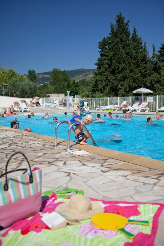 Ludo Camping, Lussas, Ardèche