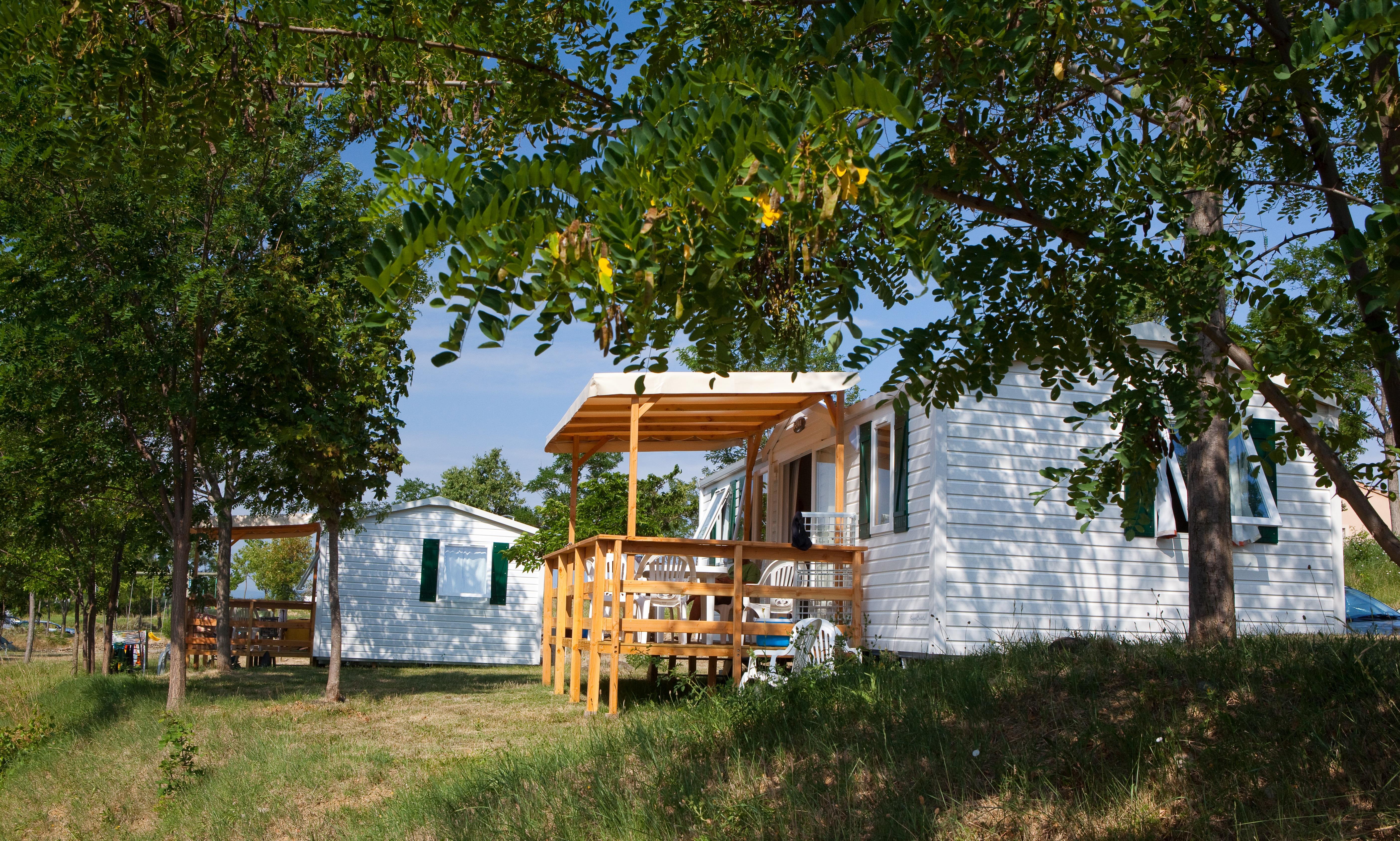 Location - Mobilhome Premium - Ludo Camping