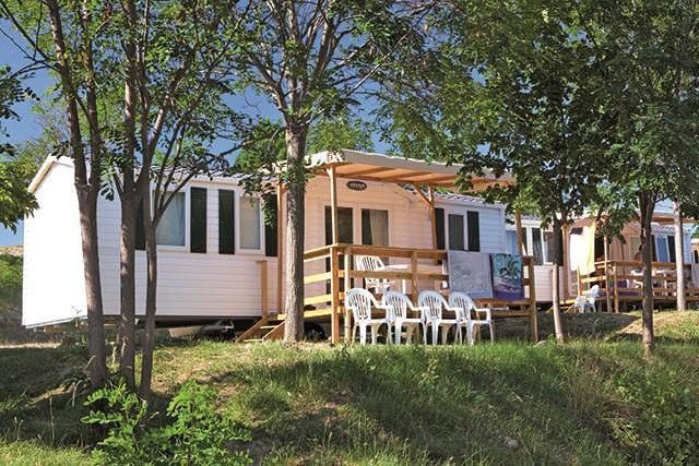 Location - Mobilhome Confort+ - Ludo Camping