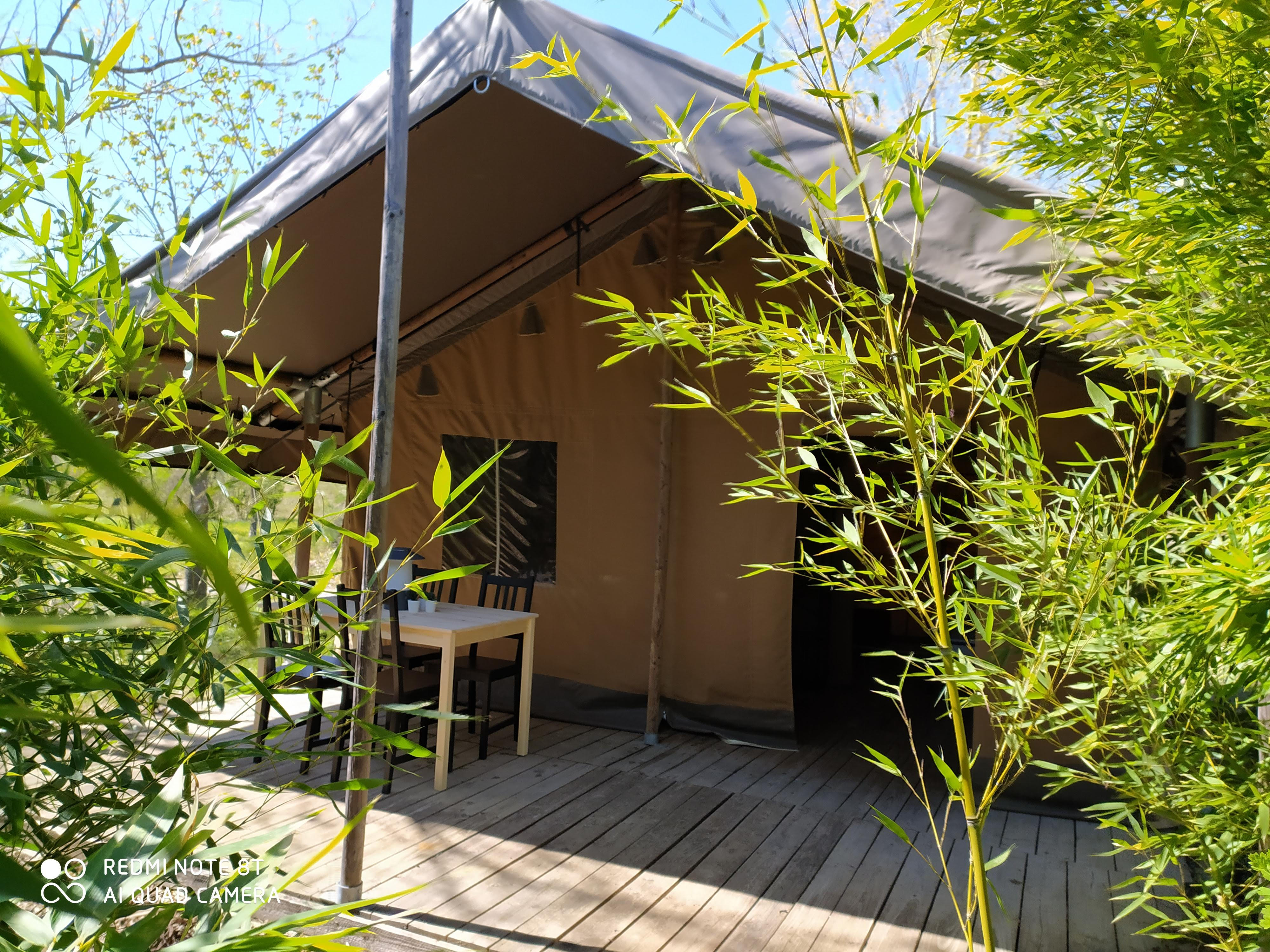 Location - Lodge Confort - Ludo Camping