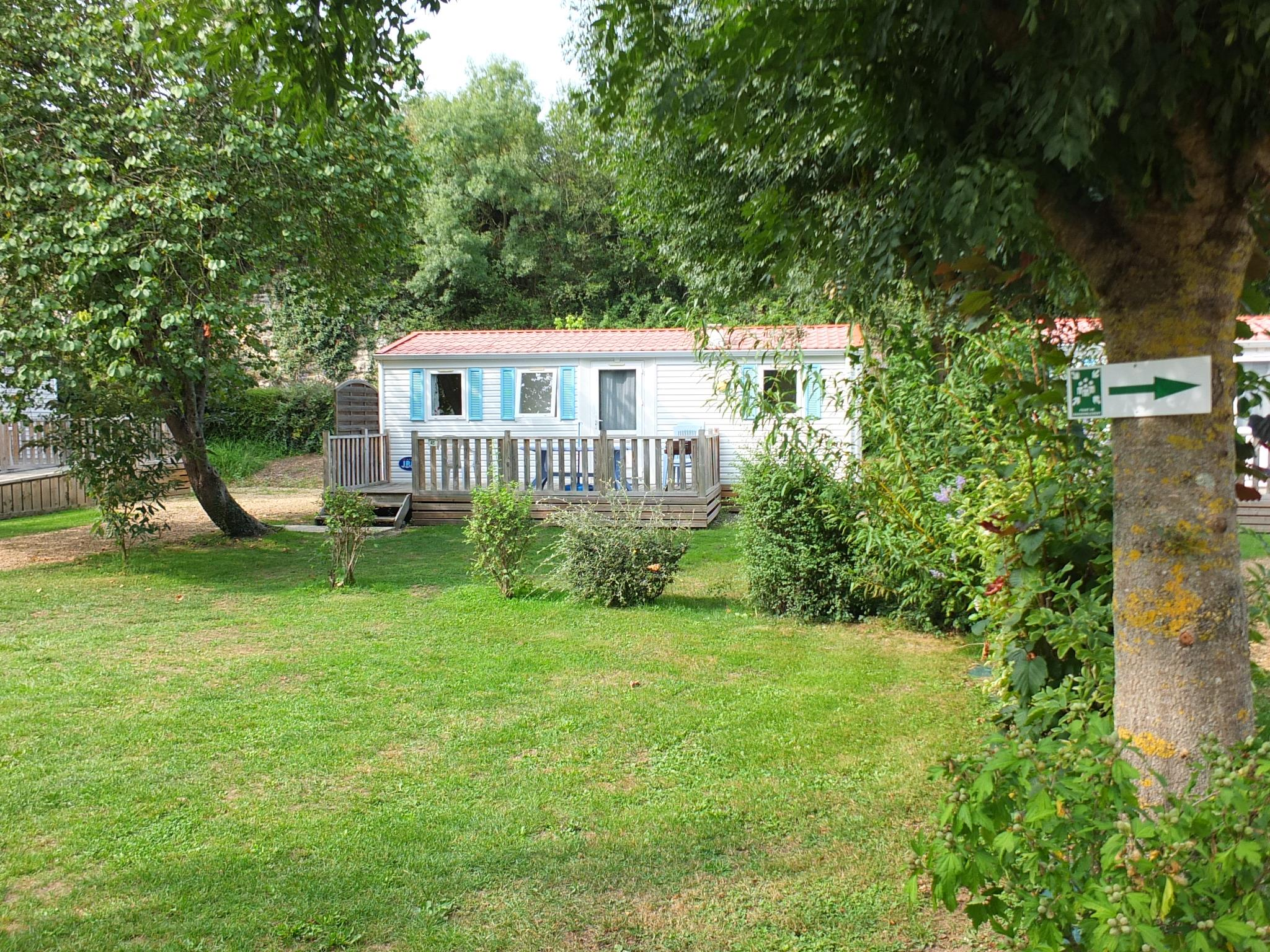 Establishment Camping Les Portes De L'anjou - Durtal