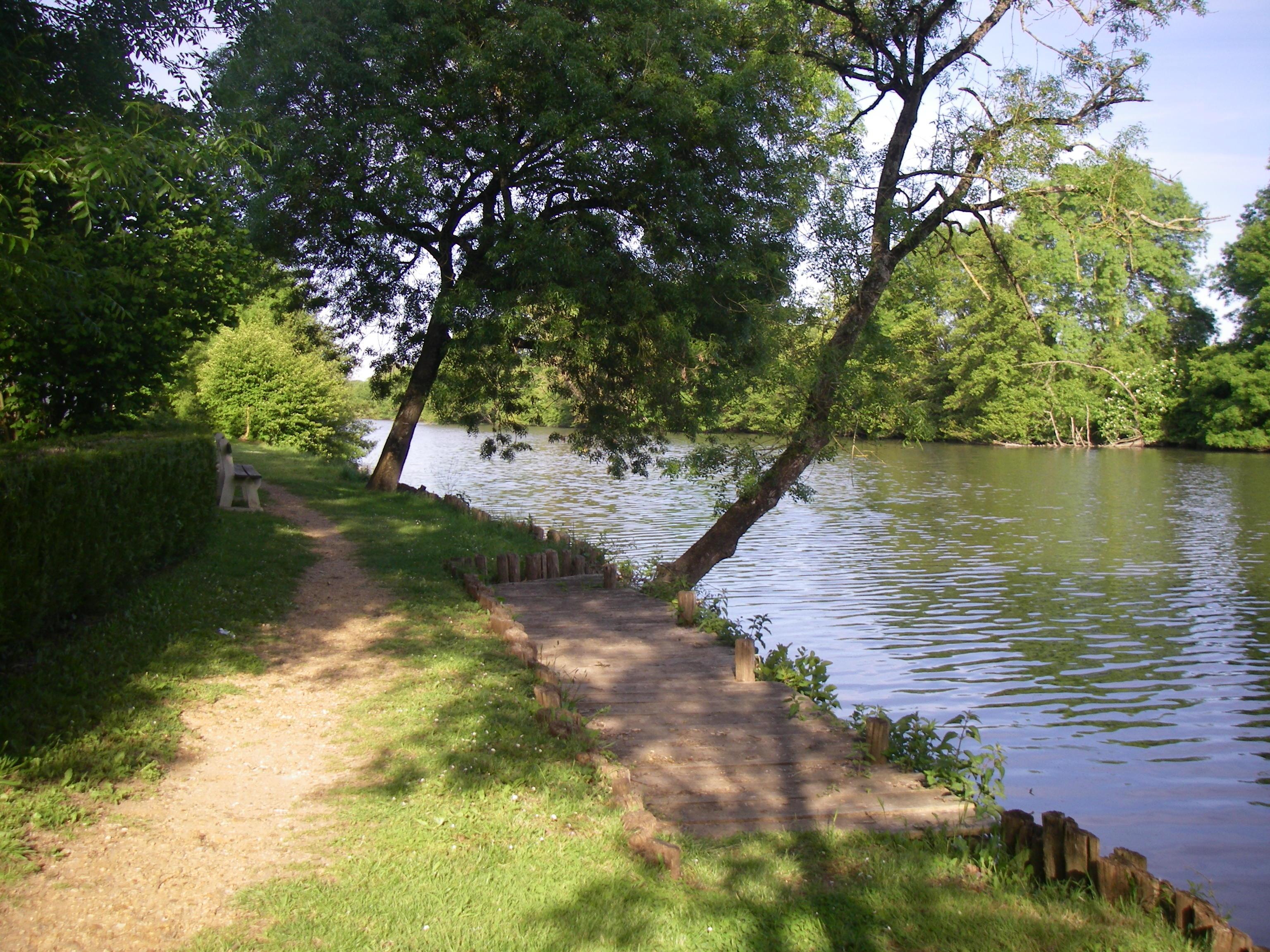 Camping les Portes d'Anjou, Durtal, Maine-et-Loire