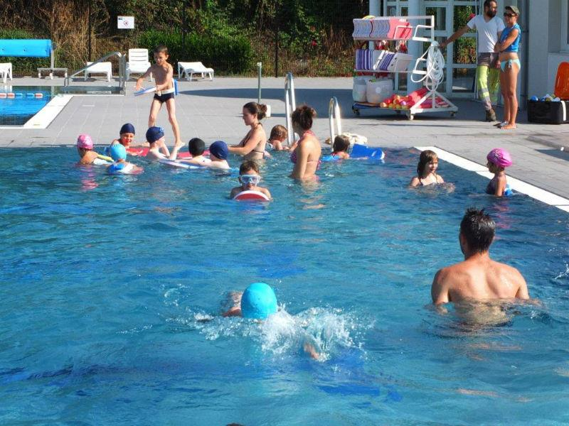 Leisure Activities Camping Les Portes De L'anjou - Durtal