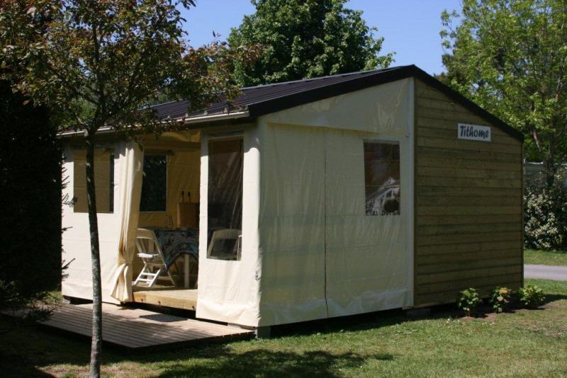 Location - Mini 21-2 (Tithome) - Sans Sanitaire, 2 Chambres (Lits Superposés), Environ 21M² - Camping Les Bruyères