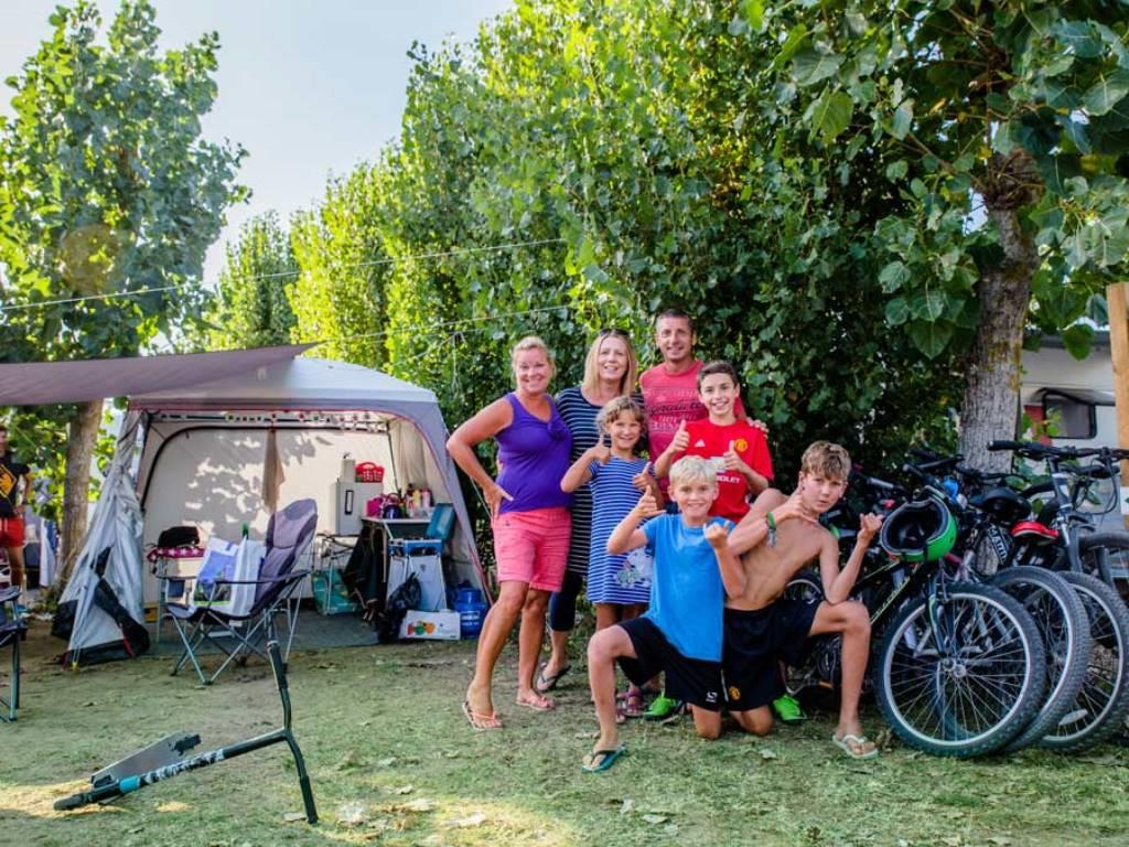 Camping la Tour des Prises, La Couarde-sur-Mer, Charente-Maritime