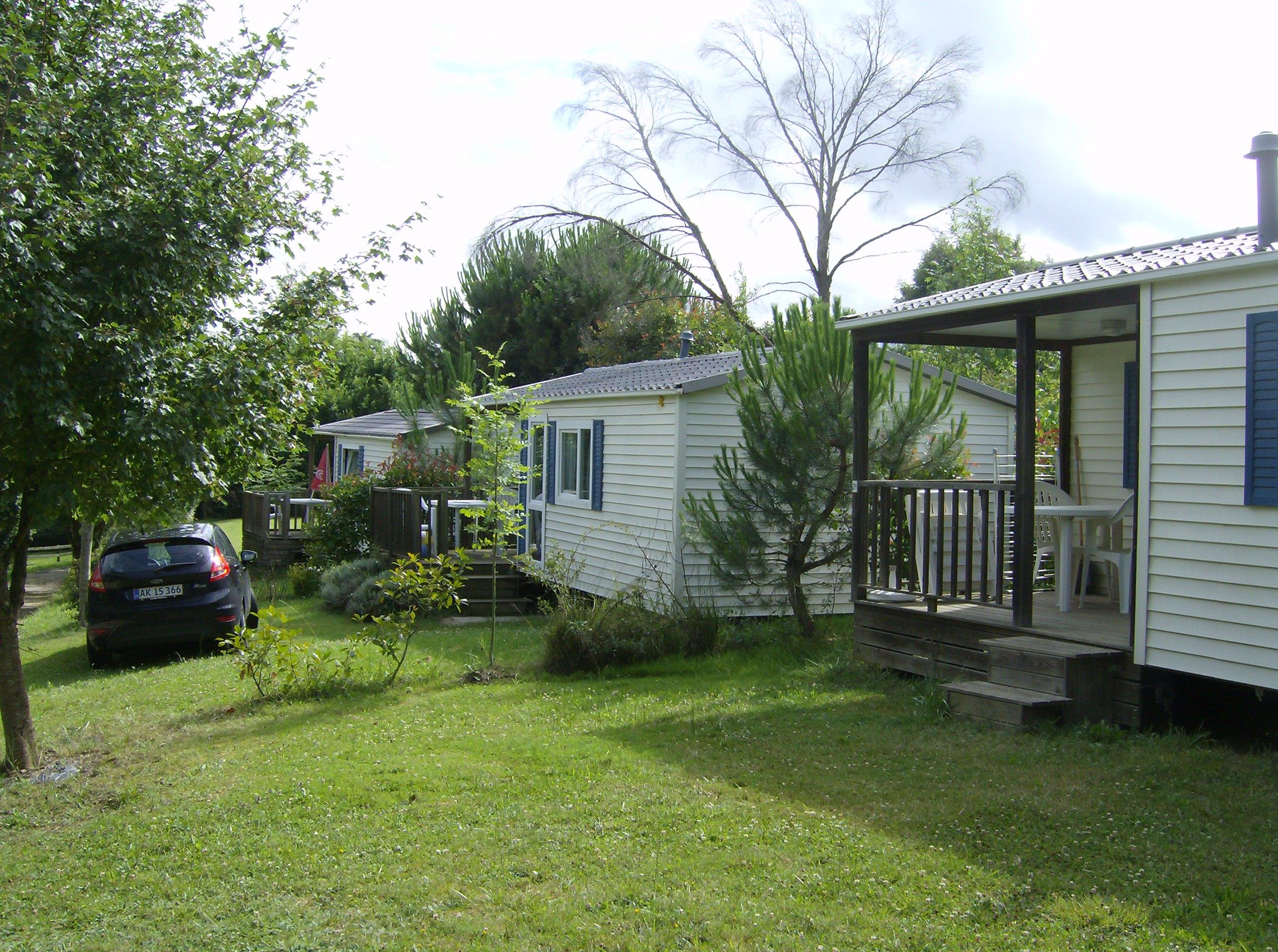 Location - Mobil Home - Camping L'Anjou