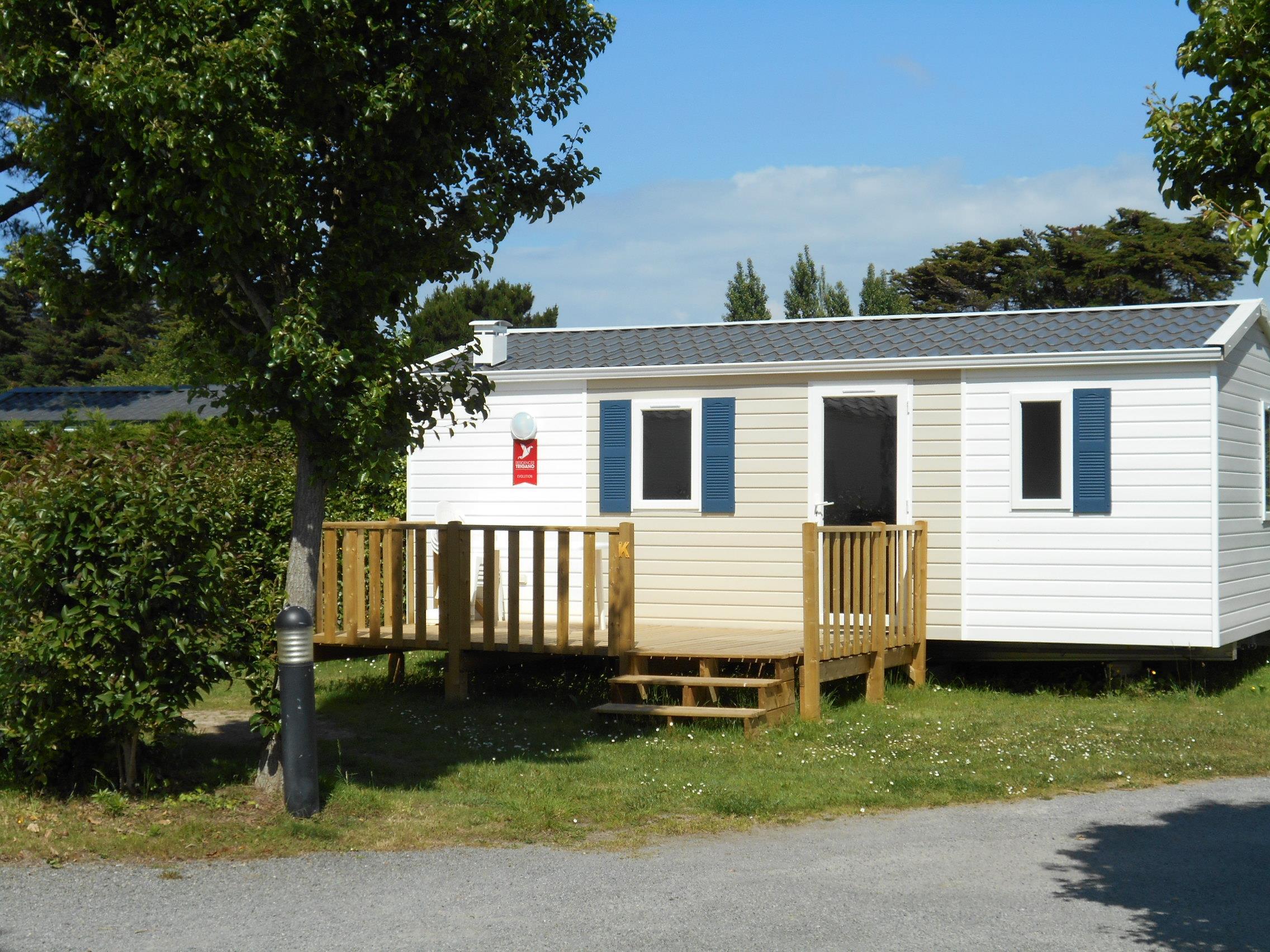 Cottage Confort 24m² - 2 chambres + télévision