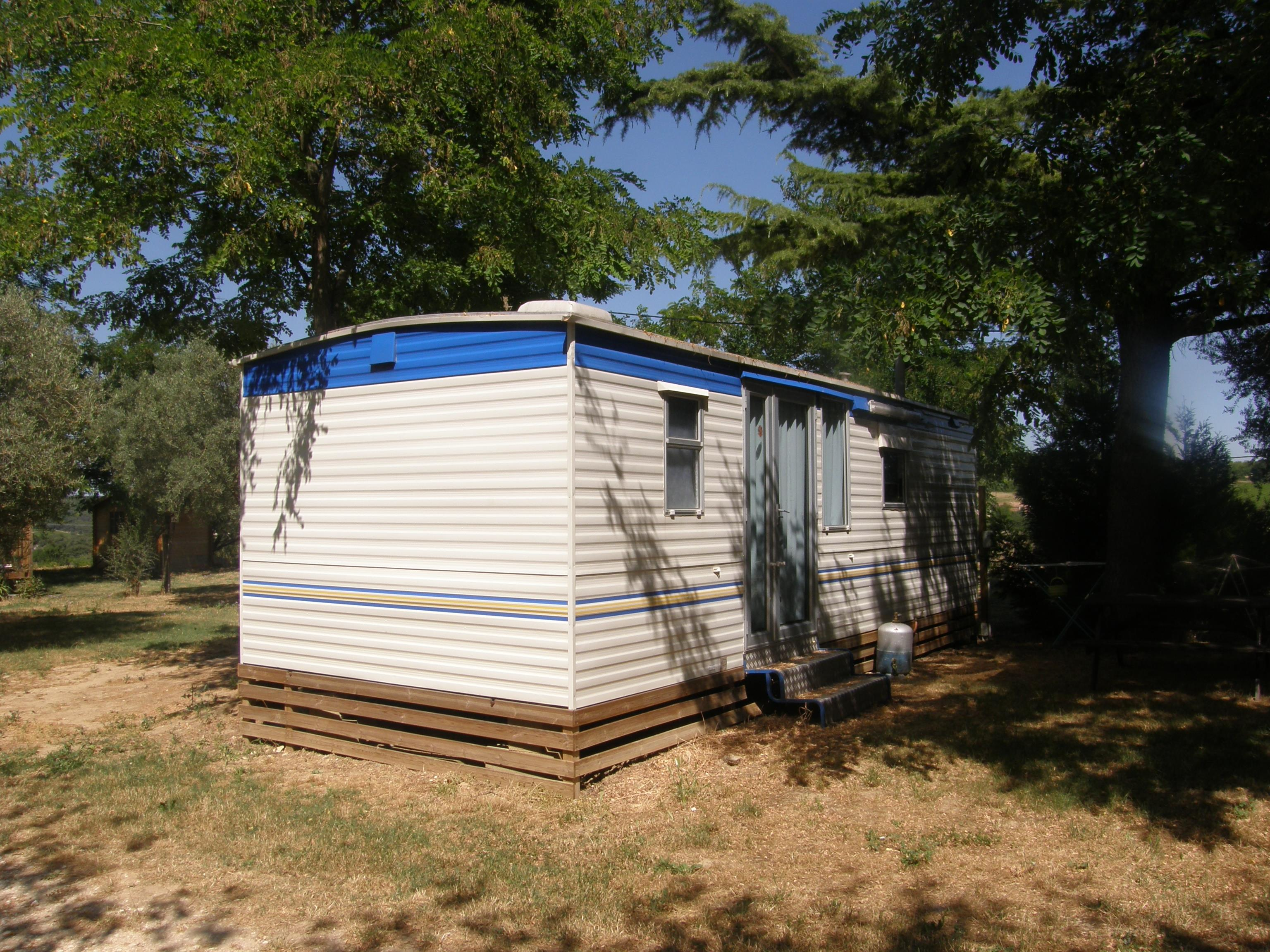Accommodation - Mobile Home 2 Bedrooms (+ 10 Years) - CAMPING LES TRUFFIERES***