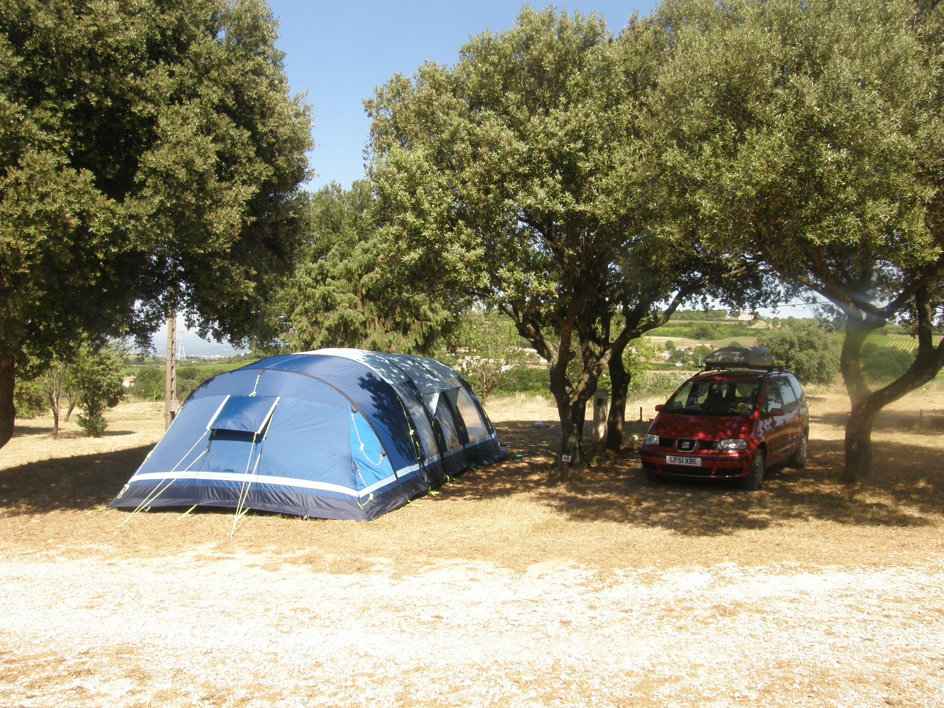 Camping les Truffiéres, Saint-Marcel-d'Ardèche, Ardèche