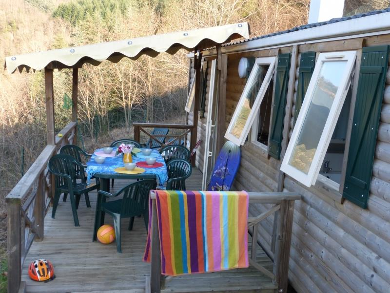 Accommodation - Mobilhome Sun Top Presta 25M² - Capfun - Domaine des Plantas