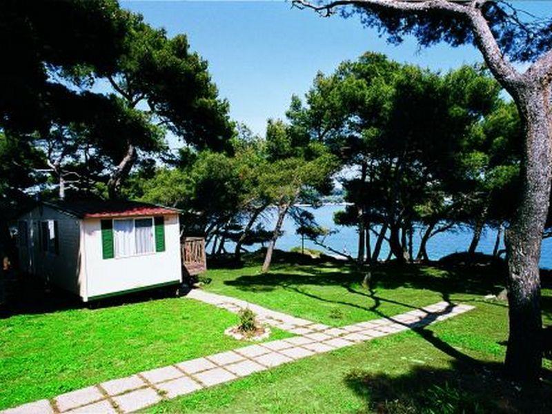 Location - Mohile Home Sea Zone - Camp Arena Stoja
