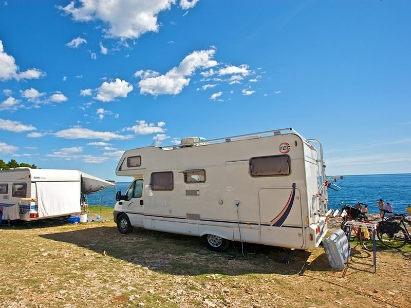 Emplacement - Premium Lot Sea Zone - Camp Arena Stoja