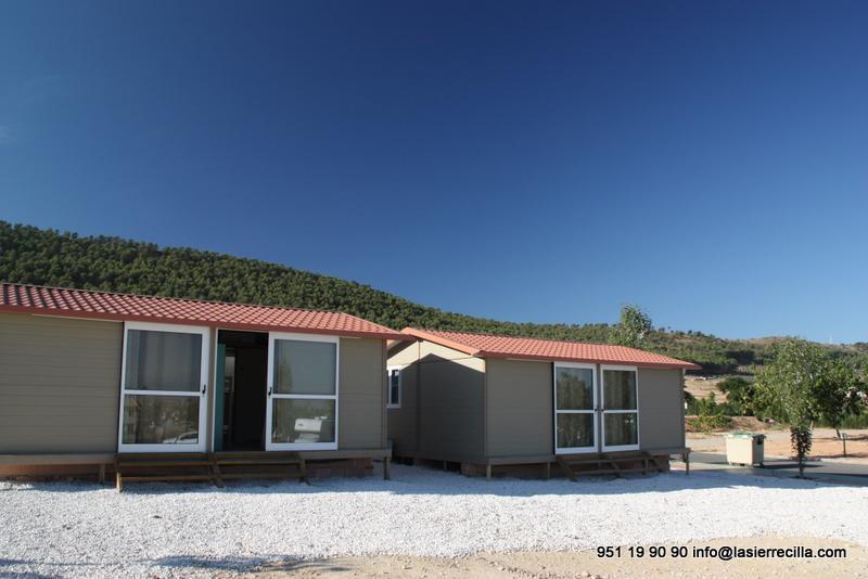 Location - Lodge Cabine - Camping La Sierrecilla