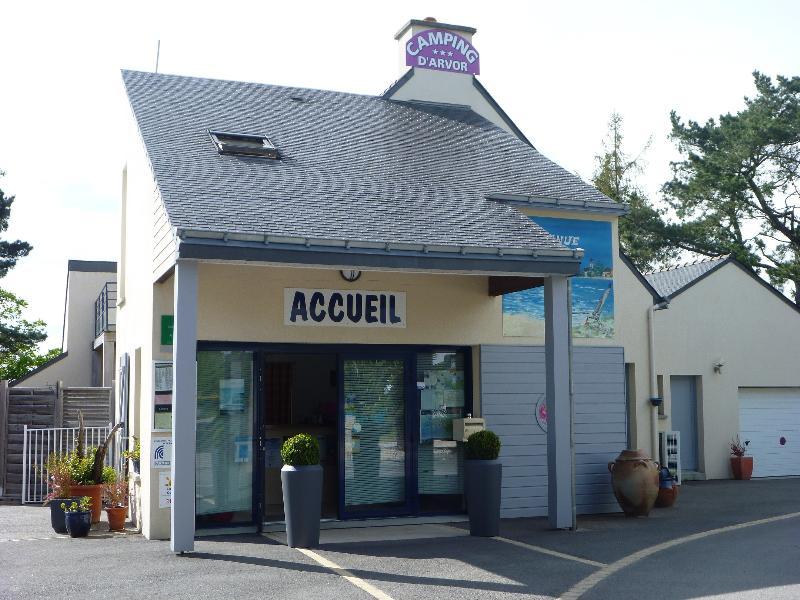 Camping d'Arvor, Ambon, Morbihan