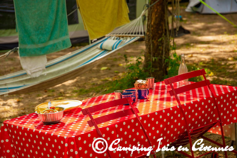 Camping Isis en Cevennes, Saint-Julien-de-la-Nef, Gard