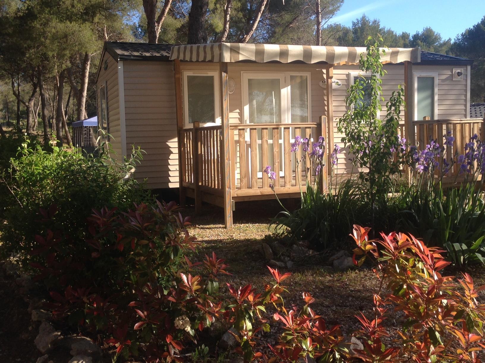Camping Provence, Lambesc, Bouches-du-Rhône