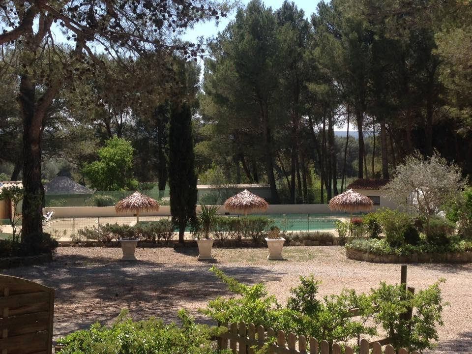 Camping Lou Paradou, Lambesc, Bouches-du-Rhône