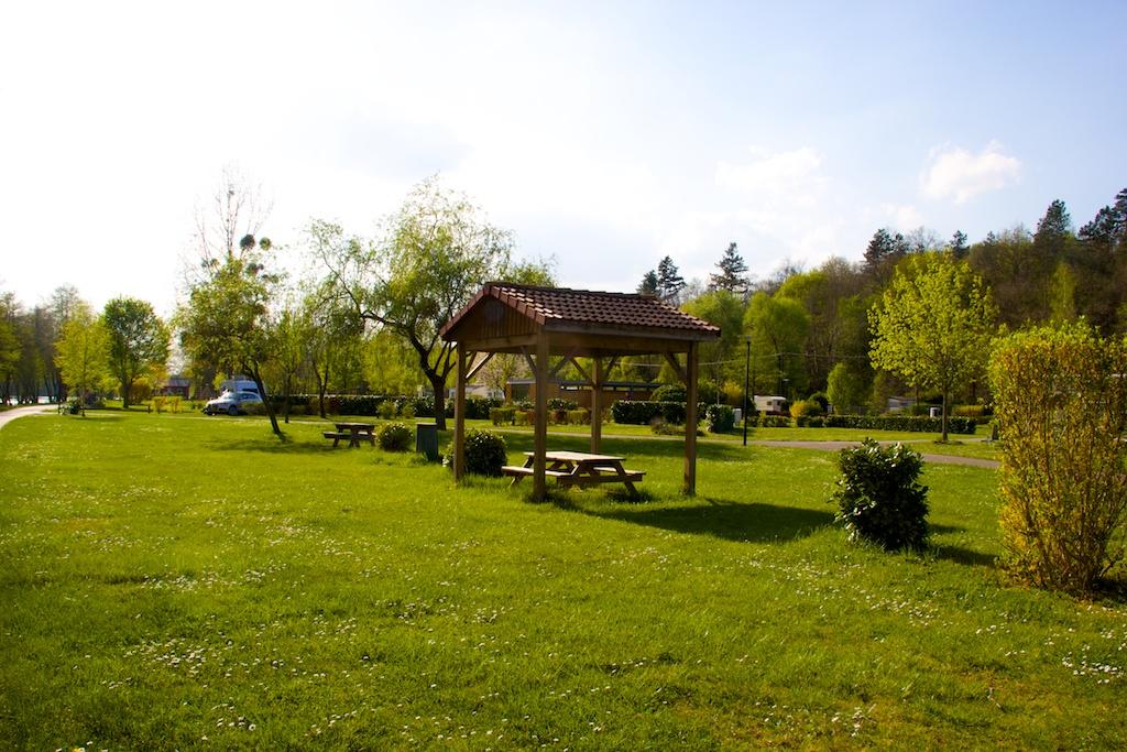 Camping Villey le Sec, Villey-le-Sec, Meurthe-et-Moselle