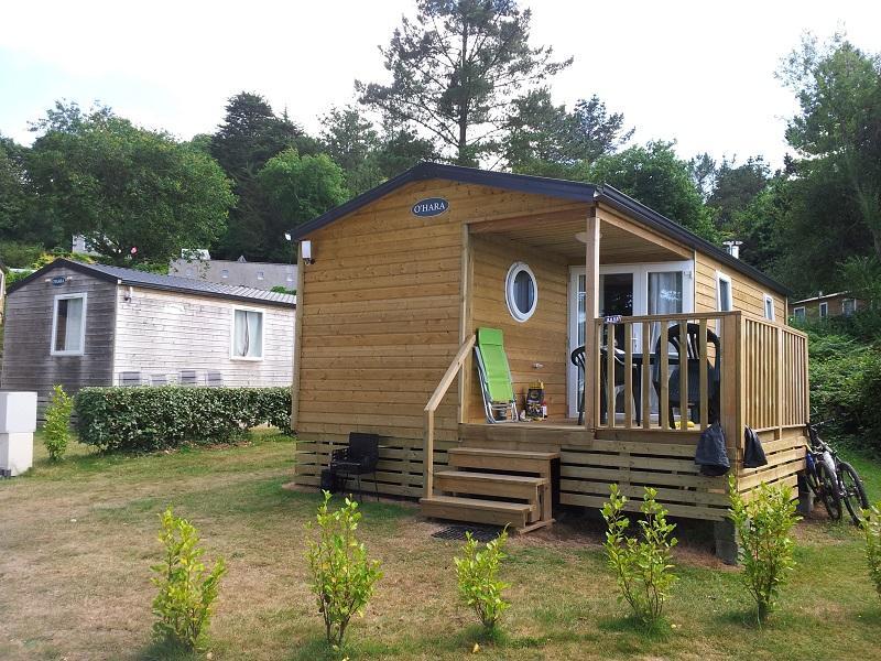 Location - Mobilhome Plein Air Classic - Camping Locronan