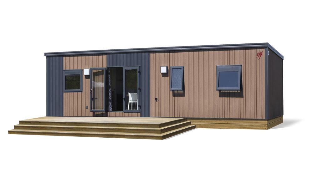 Location - Mobilhome Plein Air Premium Plus Vue Mer - Camping Locronan
