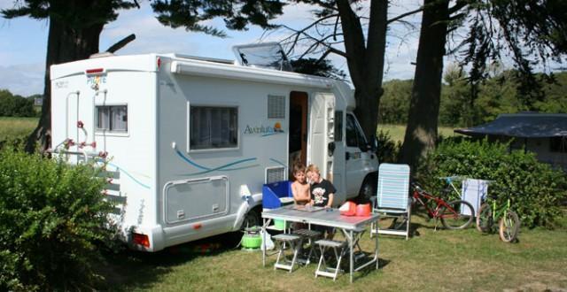 Camping Sandaya le Kerou, Clohars-Carnoet, Finistère