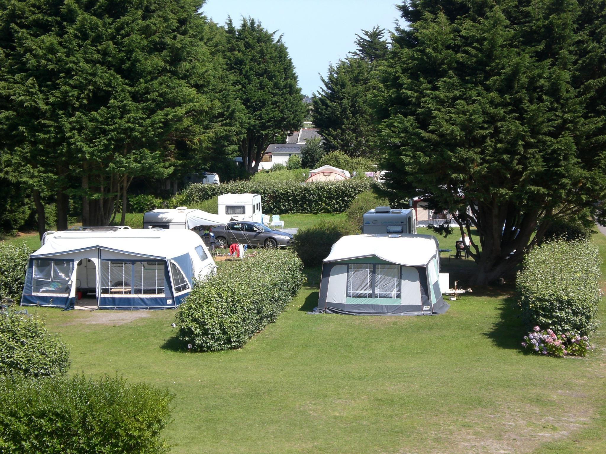 Camping du Vougot, Plouguerneau, Finistère
