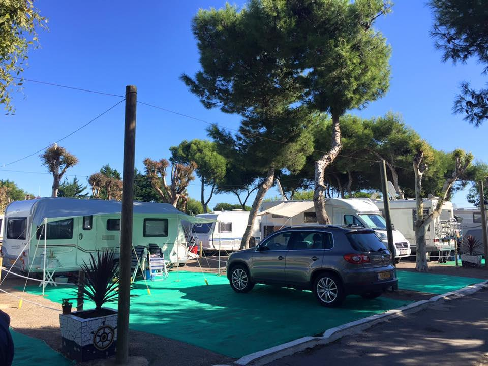 Emplacement - Emplacement Galana 70/90M² + Voiture + Animal - Camping Didota