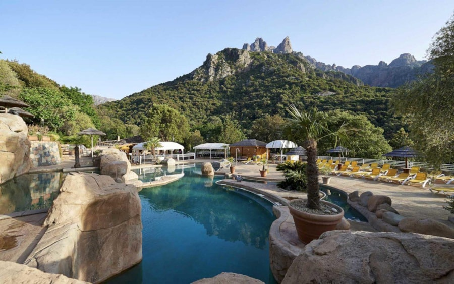 Camping Les Oliviers - Porto