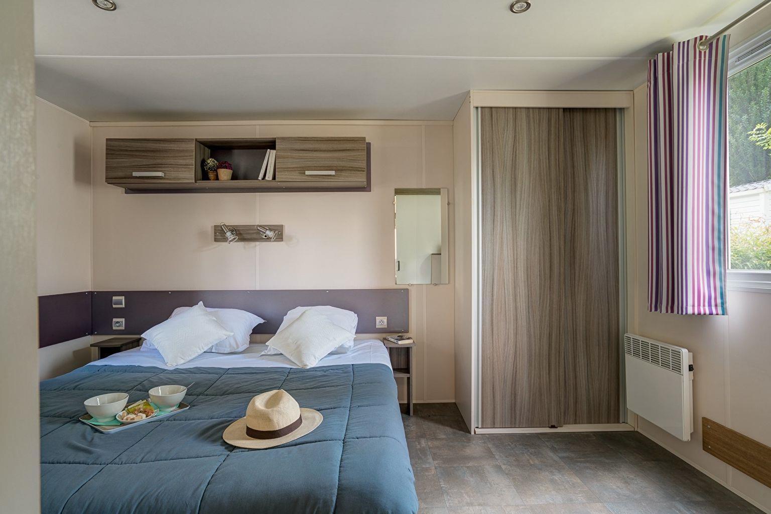 Location - Cottage 2 Chambres ** Adapté Aux Personnes À Mobilité Réduite - Camping Sandaya Paris Maisons-Laffitte