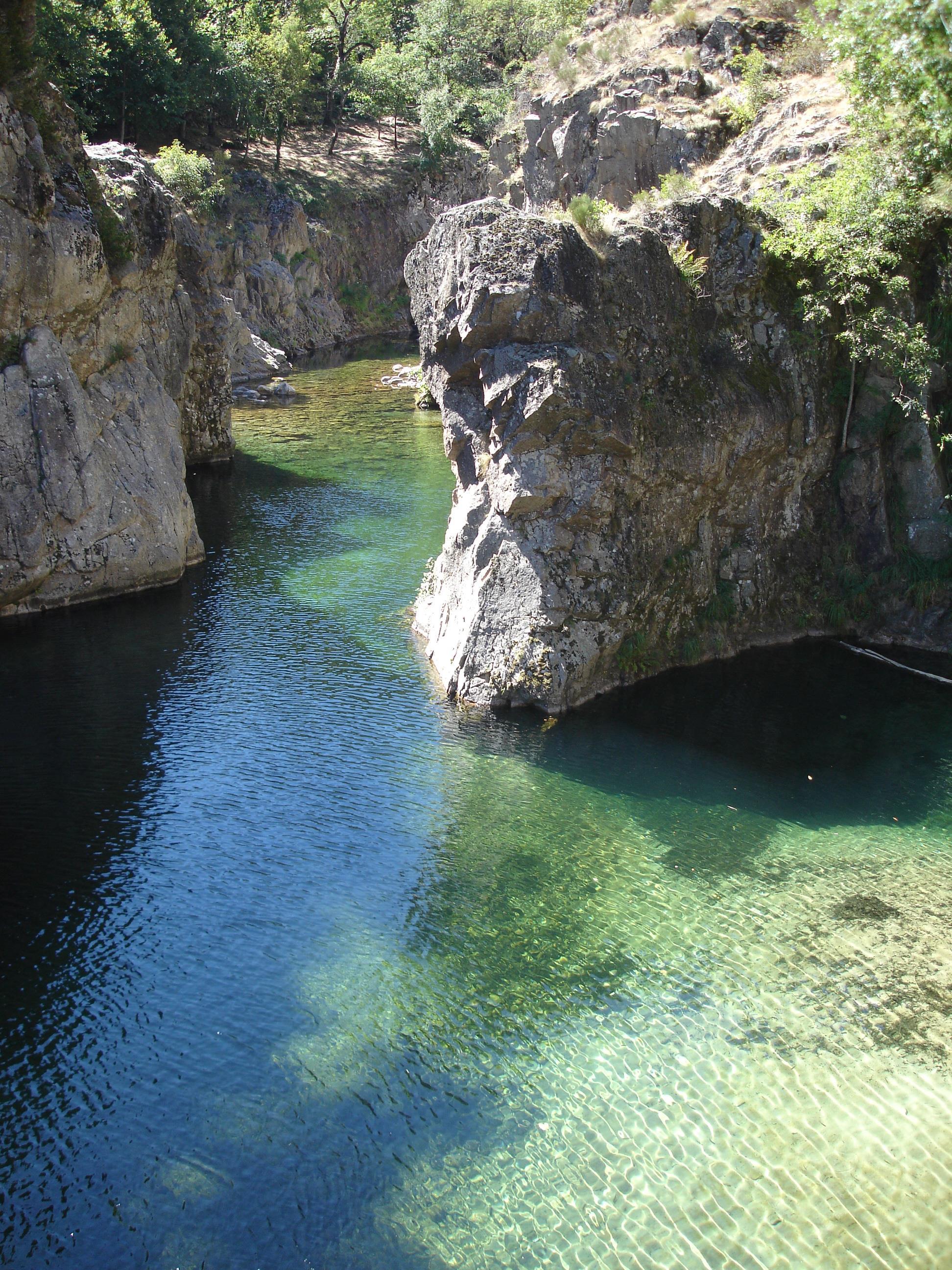 Camping le Pont de Mercier, Thueyts, Ardèche