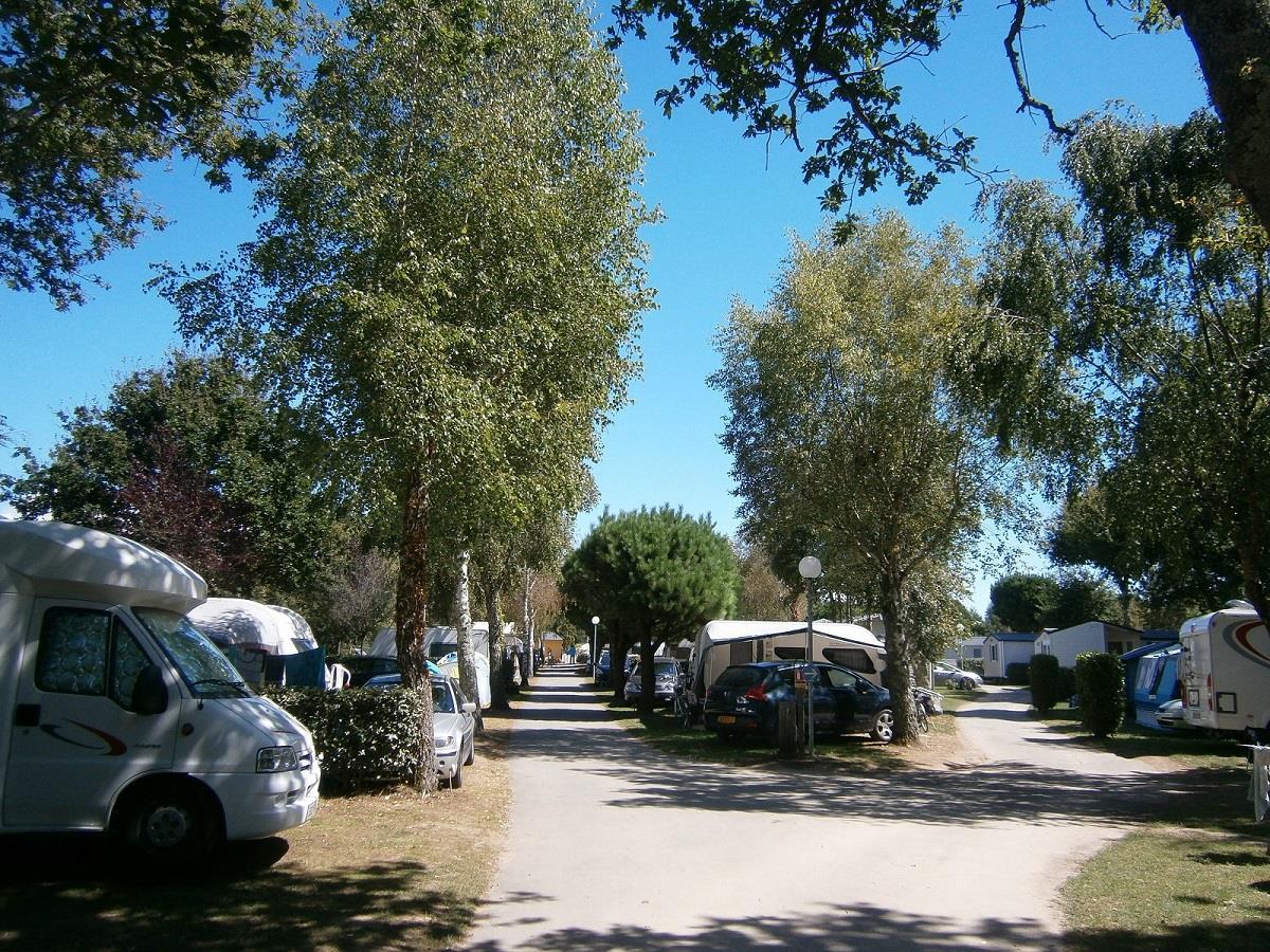 Camping le Kerabus, Carnac, Morbihan