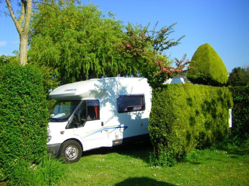 Emplacement - Emplacement Camping-Car / Tente / Caravane + Electricité 10A - Camping Do Mi Si La Mi