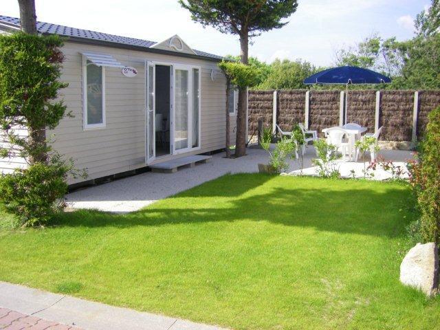 Location - Mobil Home Famille Eco 2 Chambres + Tv - Camping Do Mi Si La Mi