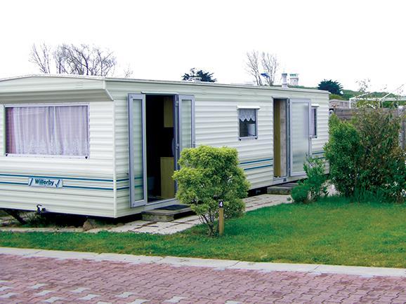 Location - Mobil Home 1Er Prix + Tv - Camping Do Mi Si La Mi