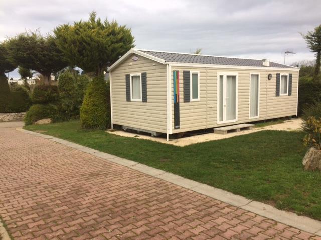Location - Mobil Home Famille 3 Chambres - Camping Do Mi Si La Mi