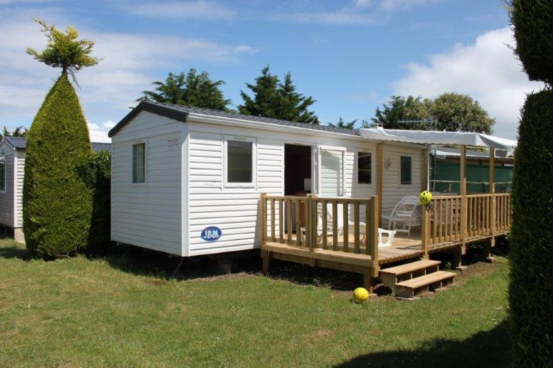 Location - Mobil Home Nature-T + Tv - Camping Do Mi Si La Mi