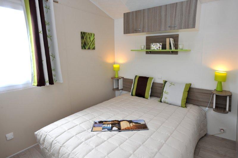 Location - Mobil Home Famille 3 Chambres T - Camping Do Mi Si La Mi