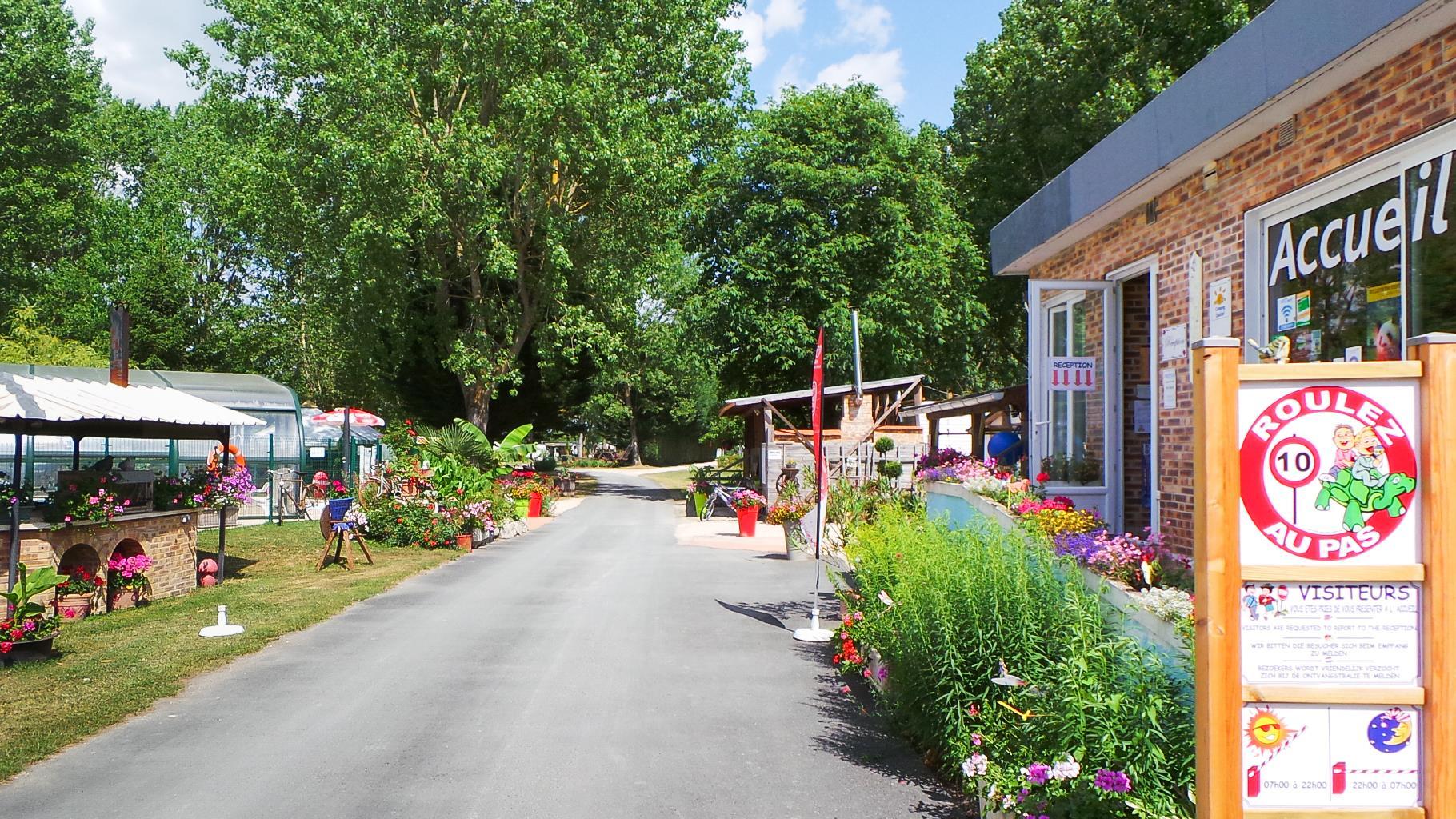 Camping Couleurs du Monde, Faverolles-sur-Cher, Loir-et-Cher