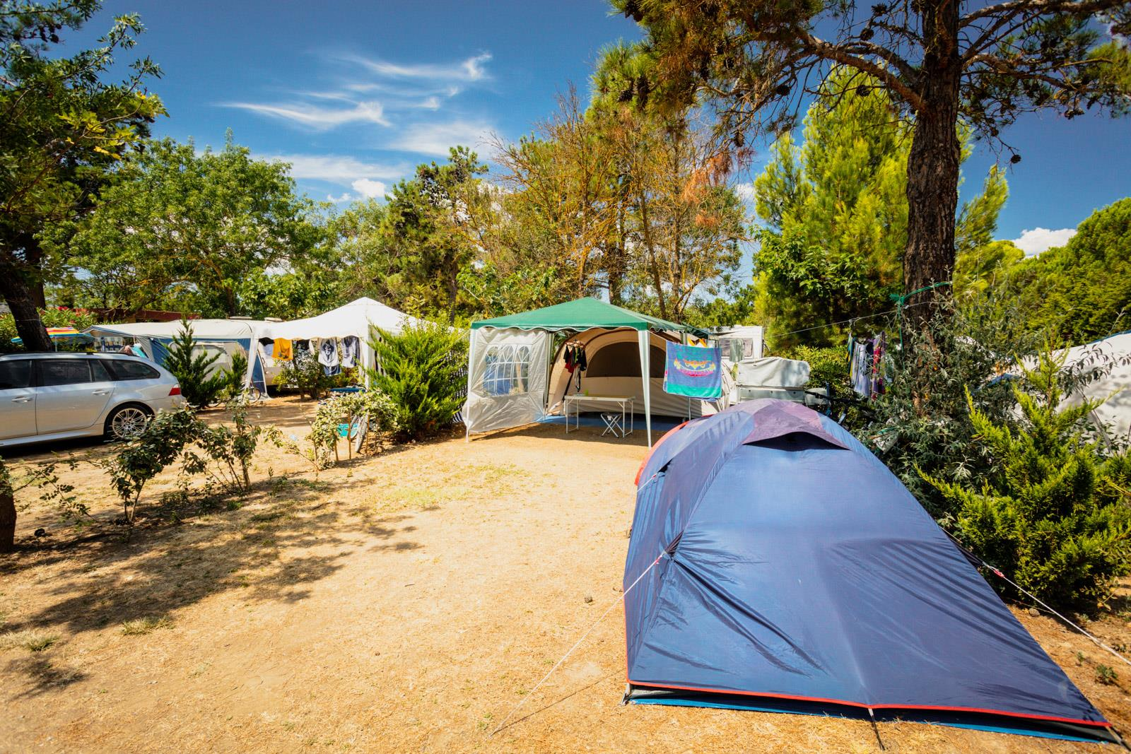 Camping le Trivoly, Torreilles, Pyrénées-Orientales