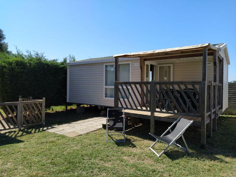 Location - Mobilhome Caraïbes - Chadotel Camping Le Trivoly