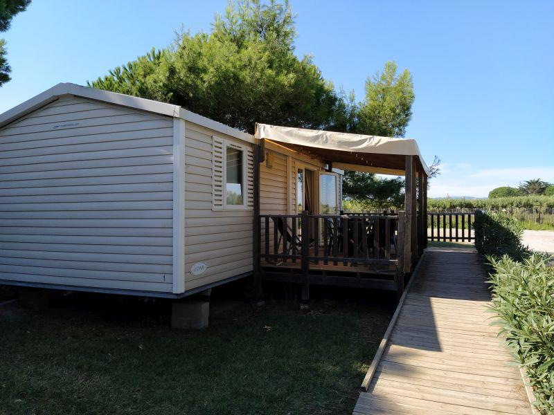Location - Mobilhome Hélios Pmr - Chadotel Camping Le Trivoly
