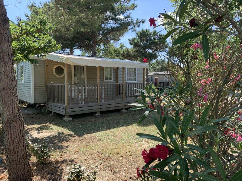 Location - Mobilhome Baltique - Chadotel Camping Le Trivoly