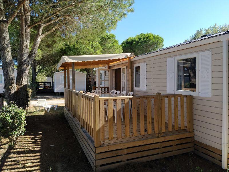 Location - Mobil-Home Quatro - 4 Chambres - Chadotel Camping Le Trivoly